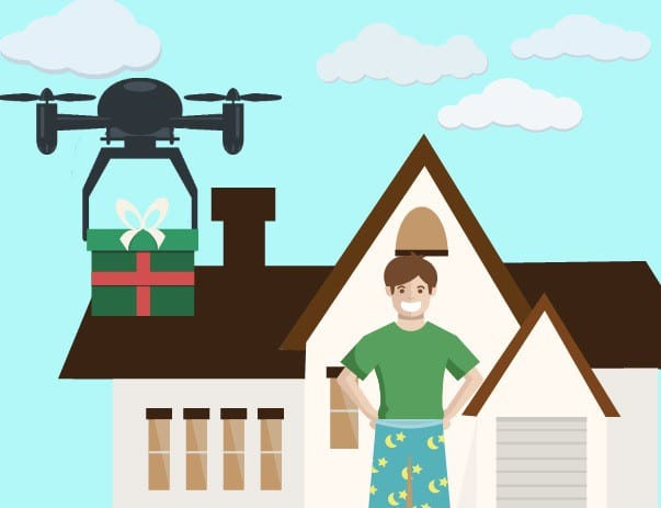 Drone Delivery – 3 Big Legal Problems (2019) -
