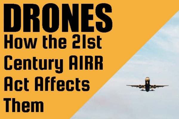 21st-Century-AIRR-Act-Affects-Drones