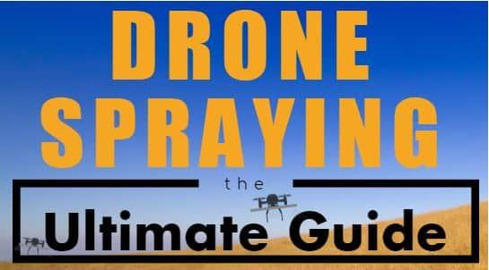 drone-spraying
